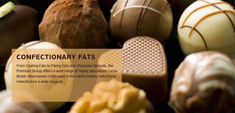 Confectionary Fats